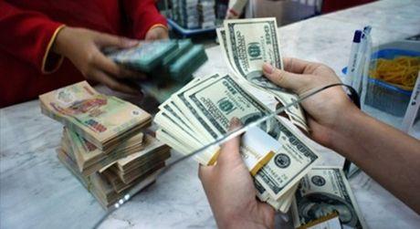 USD Tiếp Tục Mất Giá, Ngân Hàng Mua Lượng Lớn Ngoại Tệ