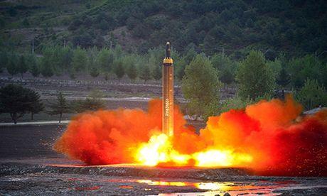 Triều Tiên đặt Hawaii Và Alaska Vào Tầm Bắn Tên Lửa