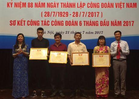 CĐ Viên Chức Thành Phố Hà Nội: Chủ động Chăm Lo Cho CBCCVCLĐ