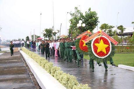 Tỉnh Hậu Giang tổ chức nhiều hoạt động kỷ niệm 70 năm Ngày Thương binh – Liệt sĩ