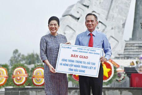 Tinh Hau Giang to chuc nhieu hoat dong ky niem 70 nam Ngay Thuong binh – Liet si - Anh 2