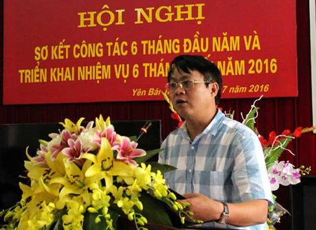 Giam doc So TNMT Yen Bai ke khai tai san khong trung thuc - Anh 1