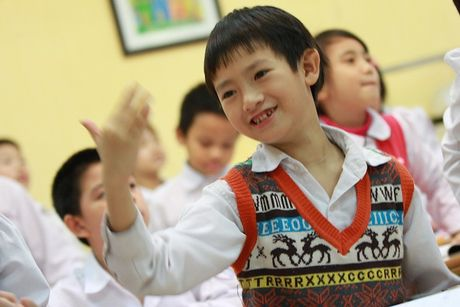 Chuong trinh giao duc pho thong tong the: Buoc tien moi cua giao duc Viet Nam? - Anh 1