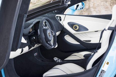 Ve dep thuc te sieu xe mui tran McLaren 570S Spider - Anh 18