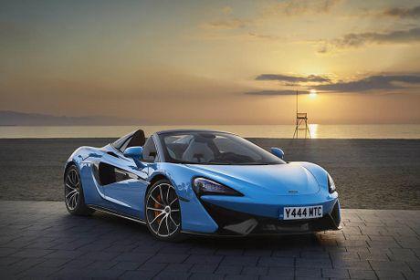 Ve dep thuc te sieu xe mui tran McLaren 570S Spider - Anh 7