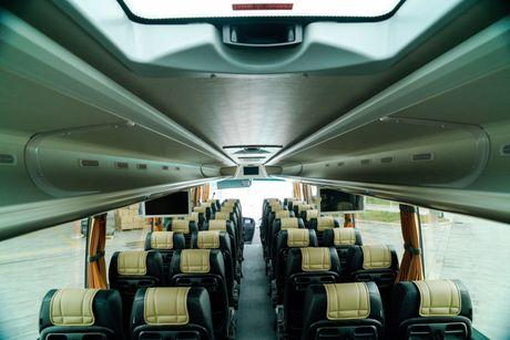 Xe khach hang sang Scania gia 5 ty se xuat hien tai VMS 2017 - Anh 2