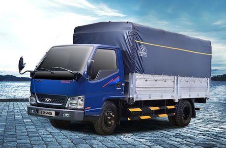 Xe khach hang sang Scania gia 5 ty se xuat hien tai VMS 2017 - Anh 7