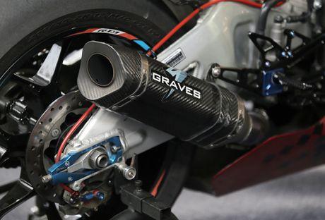 Sieu moto Yamaha R1M do tem ca map o Sai Gon - Anh 10