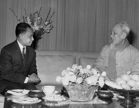 Nha bao Campuchia Khieu Kola va hoi uc ve nhung nguoi thay TTXVN - Anh 1