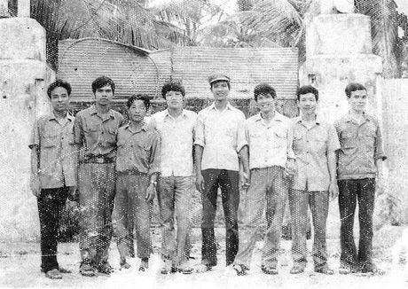 Nha bao Campuchia Khieu Kola va hoi uc ve nhung nguoi thay TTXVN - Anh 3