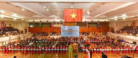 Tung bung Hoi dien vo thuat co truyen Ha Noi mo rong lan thu 33 - Anh 1