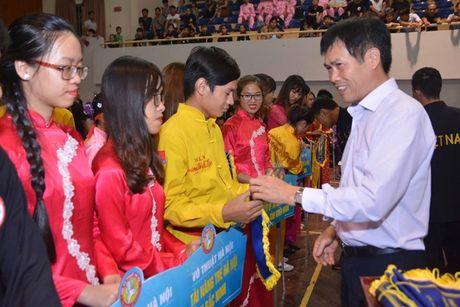 Tung bung Hoi dien vo thuat co truyen Ha Noi mo rong lan thu 33 - Anh 5