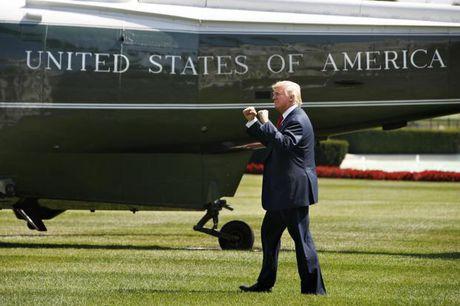 Quang ganh lo o Washington sang mot ben, Trump di nghi duong 17 ngay - Anh 2