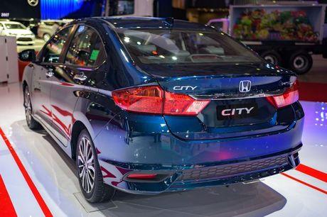 Can canh Honda City 2017 1.5TOP tai VMS 2017 - Anh 3
