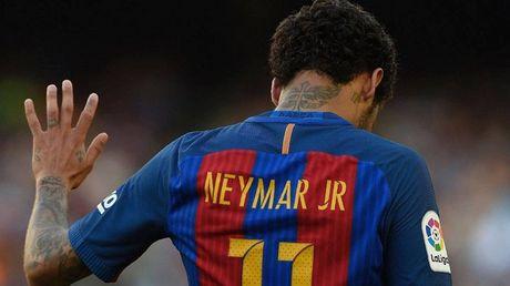 Khong con Neymar, Barcelona phai doi mat voi nguy co gi? - Anh 1
