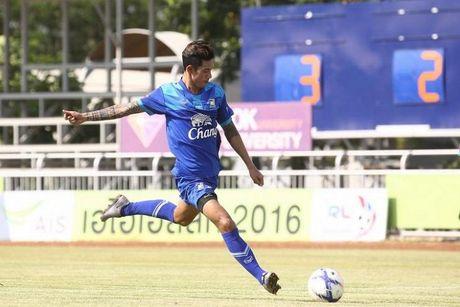 U22 Thai Lan chi tap 1 tuan de lay vang SEA Games - Anh 2
