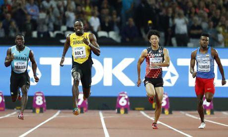 Chia tay tuong dai Bolt - Anh 1