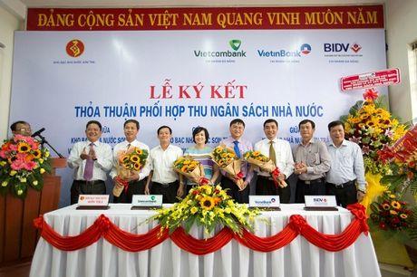 Vietcombank phoi hop thu ngan sach tren dia ban TP. Da Nang - Anh 3