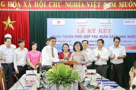 Vietcombank phoi hop thu ngan sach tren dia ban TP. Da Nang - Anh 4