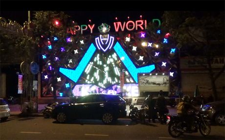 Happy World - Tu diem 'thac loan' giua long thanh pho Quy Nhon - Anh 1