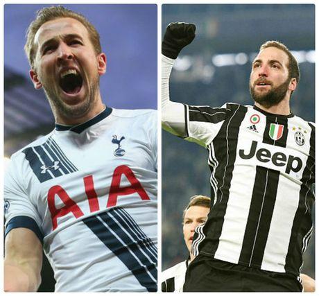 TRUC TIEP Tottenham - Juventus: Ban thang bat ngo - Anh 3