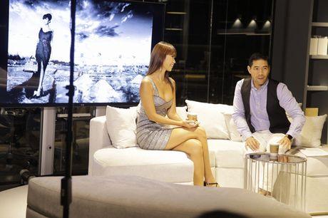 Ha Anh ban tieng Anh 'nhu gio' tren talkshow Thai Lan - Anh 1