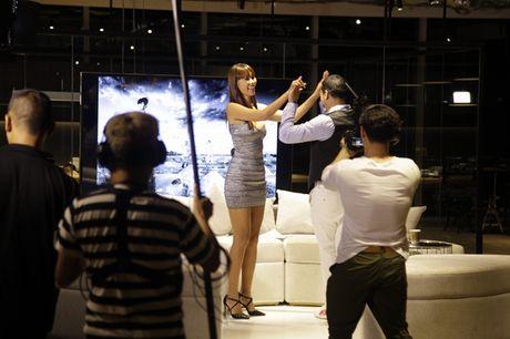 Ha Anh ban tieng Anh 'nhu gio' tren talkshow Thai Lan - Anh 5