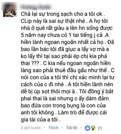 Chang trai Hai Duong nghi lam phu nu 33 tuoi co bau noi bi tong tien 300 trieu - Anh 2