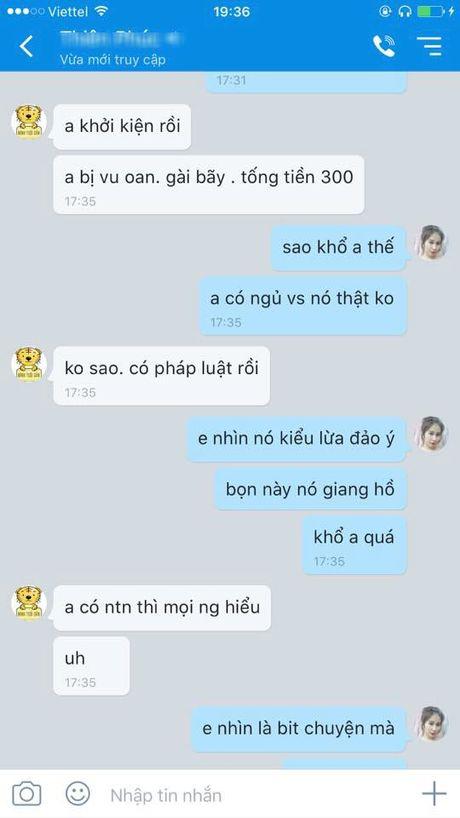 Chang trai Hai Duong nghi lam phu nu 33 tuoi co bau noi bi tong tien 300 trieu - Anh 4