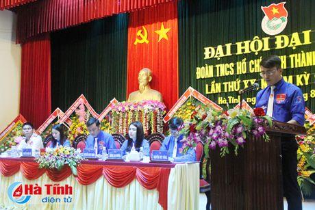 Tuoi tre Thanh Sen 'Xung kich - Sang tao - Nang dong - Khoi nghiep' - Anh 1