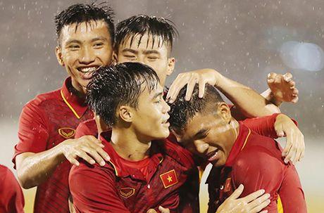 U22 Viet Nam thang dam 'quan xanh' Han Quoc - Anh 1