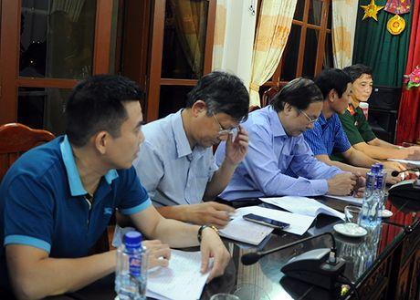 Bo truong Tran Hong Ha: Can dac biet quan tam den ve sinh moi truong sau lu ong tai Mu Cang Chai - Anh 3