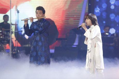 Vietnam Idol Kids: Thien Khoi 'toa sang' tai Gala 9 - Anh 4