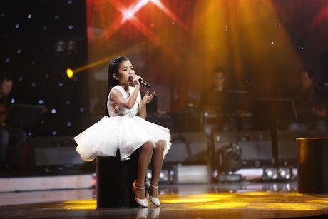 Vietnam Idol Kids: Thien Khoi 'toa sang' tai Gala 9 - Anh 5