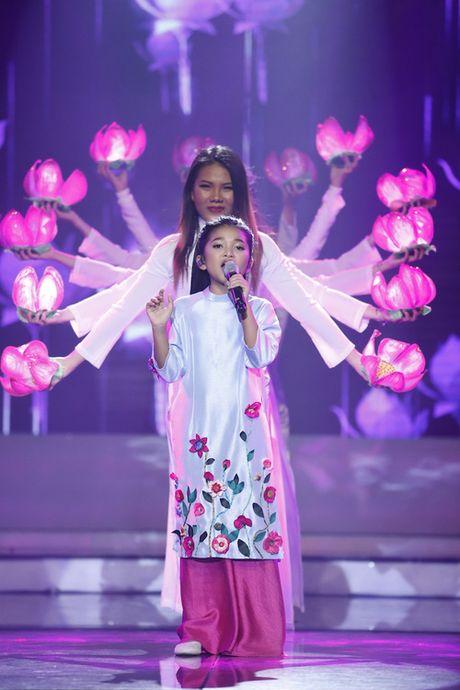 Vietnam Idol Kids: Thien Khoi 'toa sang' tai Gala 9 - Anh 6