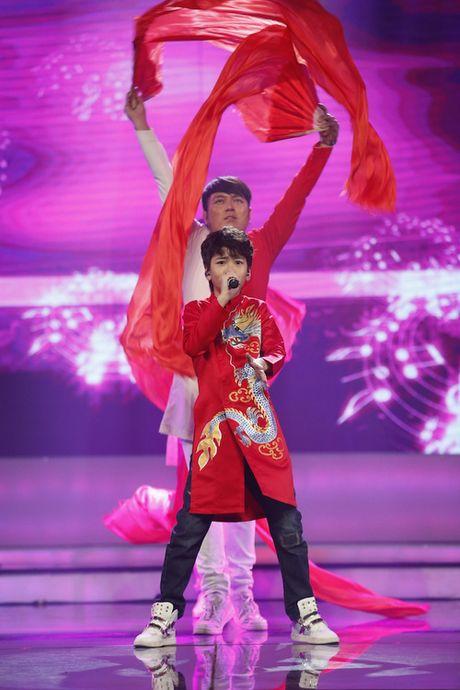 Vietnam Idol Kids: Thien Khoi 'toa sang' tai Gala 9 - Anh 8