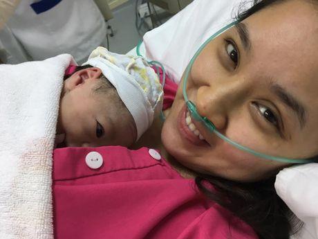 Bao Tram Idol vua ha sinh con gai dau long - Anh 2