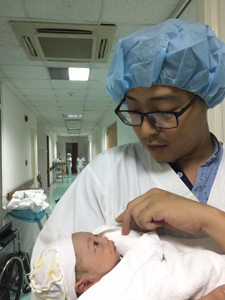 Bao Tram Idol vua ha sinh con gai dau long - Anh 4