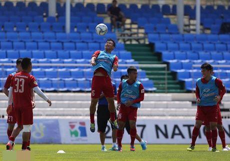 U22 Viet Nam thang dam 4-1 truoc chu nha Mokpo City FC - Anh 2
