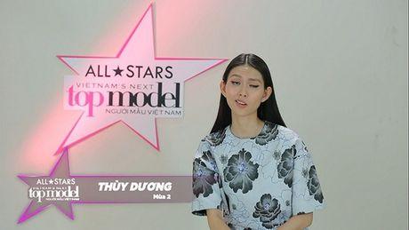 Khoanh khac xau xi cua thi sinh Vietnam's Next Top Model - Anh 12