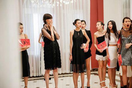 Khoanh khac xau xi cua thi sinh Vietnam's Next Top Model - Anh 3