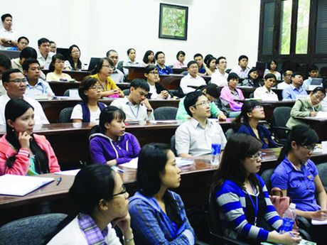 Truong DH Fulbright se day triet hoc Marx-Lenin, tu tuong Ho Chi Minh - Anh 1