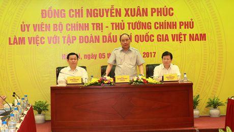 PVN can xay dung doi ngu, khac phuc ton tai, bat cap - Anh 1