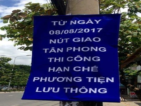 Bien Hoa: Sap khoi cong du an nut giao Tan Phong 260 ti - Anh 3