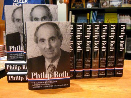 Philip Roth va nhung trang viet dac sac ve nguoi Do thai o My - Anh 3