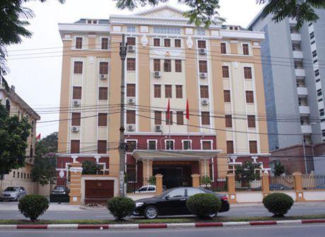Truy to nguyen Pho vien truong VKSND Thai Nguyen - Anh 1