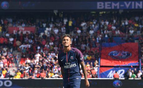 Buoi le ra mat hoanh trang cua Neymar tai Parc des Princes - Anh 1