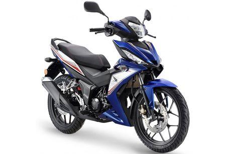 Honda Winner 150 2017 khoac 'ao moi', quyet dau voi Yamaha Exciter - Anh 2