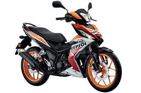 Honda Winner 150 2017 khoac 'ao moi', quyet dau voi Yamaha Exciter - Anh 4