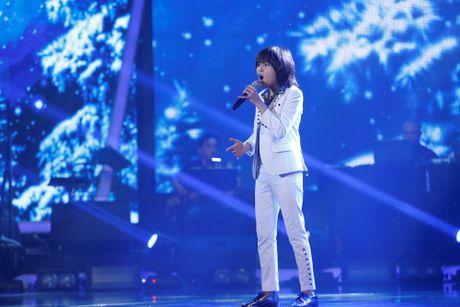 Vietnam Idol Kids: Isaac 'noi da ga' vi giong hat cua Thien Khoi - Anh 2